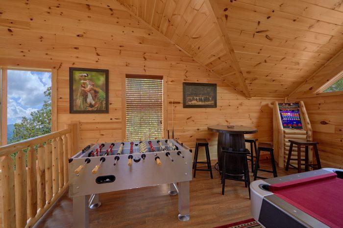 5 Bedroom Cabin with Pool Table and Foosball - Elk Ridge Lodge