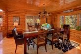 Gatlinburg 5 Bedroom Cabin Sleep 14 with Dining