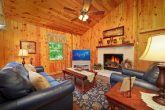 Luxury 1 Bedrom Cabin located in Pigeon Forge