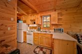 Honeymoon cabin with fully stocked kitchen