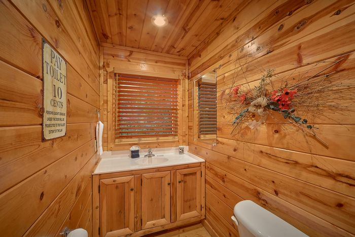 Gatlinburg Cabin with Decks - Endless Joy