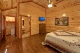 6 Bedroom Cabin Sleeps 14 All Flat Screen TV's