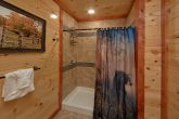 Walk In Shower 6 Bedroom Cabin New Build