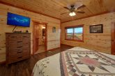 5 Master Suite 6 Bedroom Cabin Sleeps 14