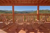 Mountain Views 6 Bedroom Cabin Sleeps 14