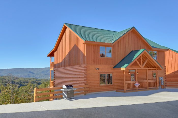 New Built 6 Bedroom Pool Cabin Sleeps14 - Family Fun Pool Lodge 2