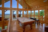 2 Bedroom Cabin with Pool Table and Arcade