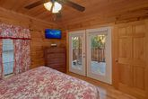 Pigeon Forge Cabin Rental for 12 with 4 Bedrooms