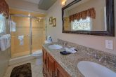 3 Bedroom Cabin with Private Master Bath
