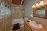 3 Bedroom Cabin rental with 2 and a half baths