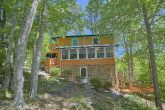 3 Bedroom Cabin with Wooded View