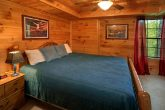 Premium Rental Cabin with 3 King Bedrooms
