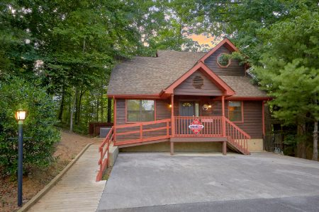 Intermission 322: 2 Bedroom Pigeon Forge Chalet Rental