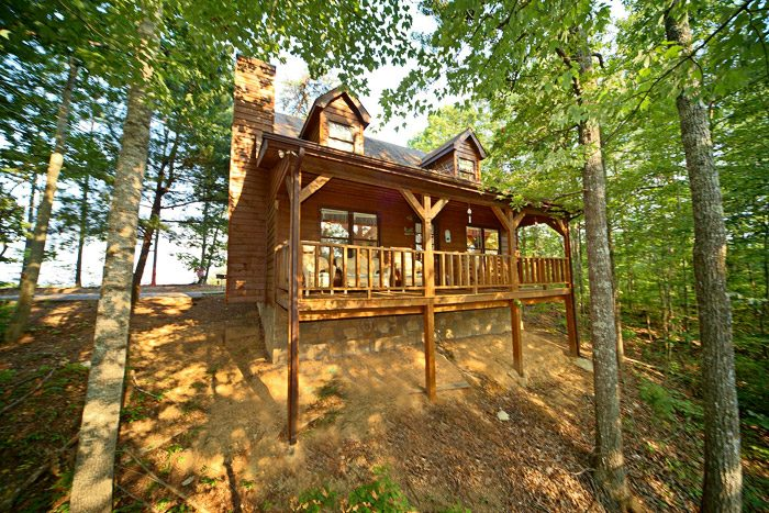 Fuzzy Bear Cabin Rental Photo