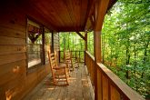 Cabin with Rocking Chairs
