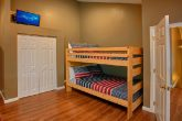 Gatlinburg Cabin with 2 sets of Bunkbeds