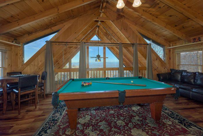 Gatlinburg Cabin with Pool Table and Game Room - Gatlinburg Splash