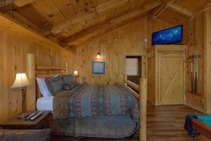 ... Cabin With Private Indoor Pool And Game Room   Gatlinburg Splash ...