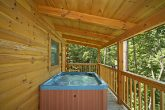 Honey Moon Cabin with Private Outdoor Hot Tub