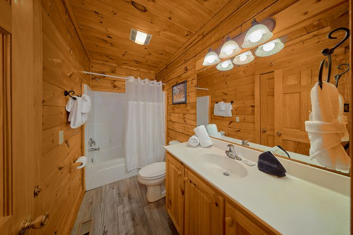 Fully Furnished 1 Bedroom Cabin Rental - Git - R - Done