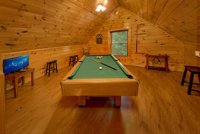1 Bedroom Cabin Near Downtown Pigeon Forge - Git - R - Done