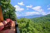 Gatlinburg 6 Bedroom Chalet with Mountain Views