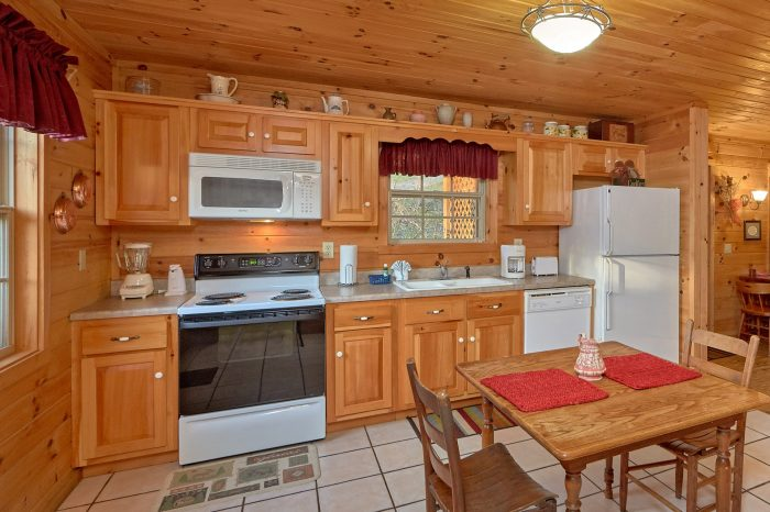 1 Bedroom Cabin with Fully Equipped Kitchen - Gray's Place