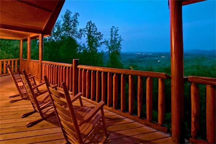 Breathtaking view cabin in pigeon forge dollywood cabin for Gatlinburg dollywood cabins