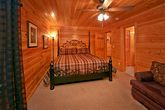 Cabin with King bed suite and sleeper sofa