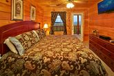Cabin with 8 bedrooms and mountain views