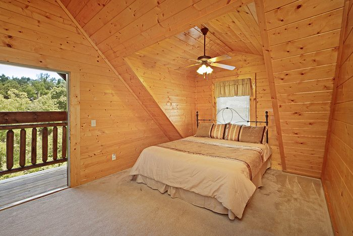 Cabin with King Bed - Great Escape