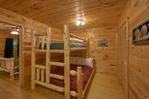 2 Bedroom Cabin with Bunk Beds
