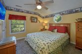 4 Bedroom Cabin with Spacious Queen bedroom
