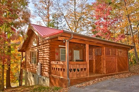 Ms. B Haven: 1 Bedroom Sevierville Cabin Rental