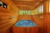 Wears Valley Cabin with Private Hot Tub