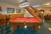 Affordable 5 Bedroom Cabin with Pool Table