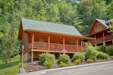 Cabin Rental in Wears Valley TN Index Photo