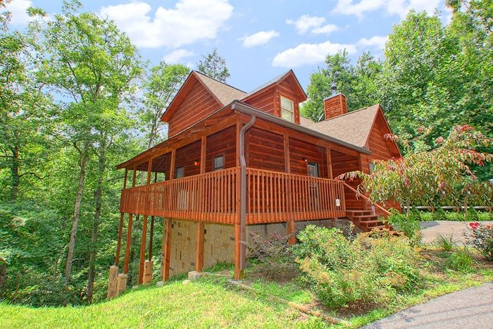 Smoky mountain rental cabin gatlinburg cabin rental - 3 bedroom cabins in gatlinburg tn cheap ...