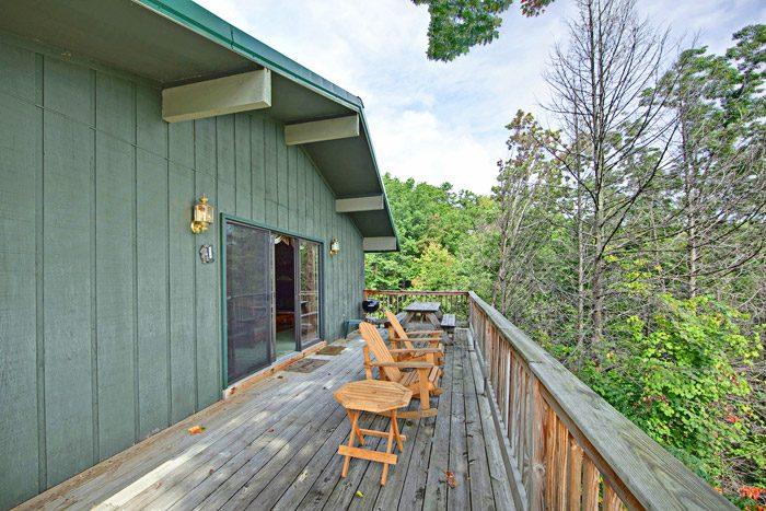 Rustic Gatlinburg Cabin - Hidden Peaks
