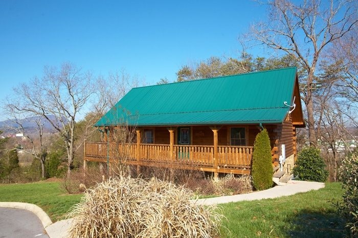 Hideaway Heart Cabin Rental Photo