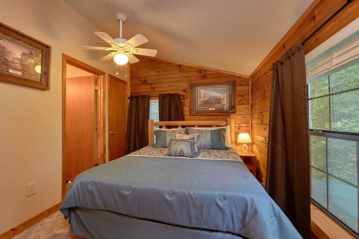 Main Floor Bedroom - Hide-A-Way Point