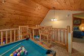 Top Floor Open Loft Game Room