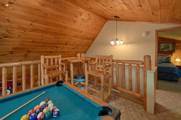 Top Floor Open Loft Game Room - Hide-A-Way Point