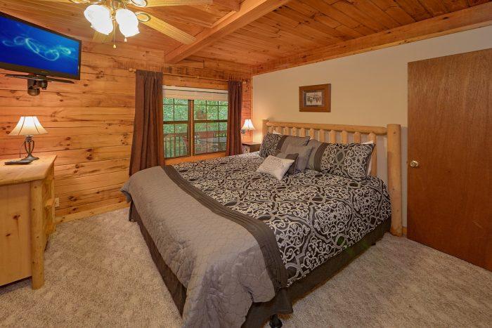 Top Floor Bedroom - Hide-A-Way Point