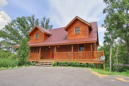Crown Jewel: 5 Bedroom Gatlinburg Cabin Rental