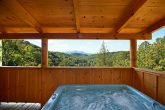 Hot Tub with Great Smoky Mountains Views