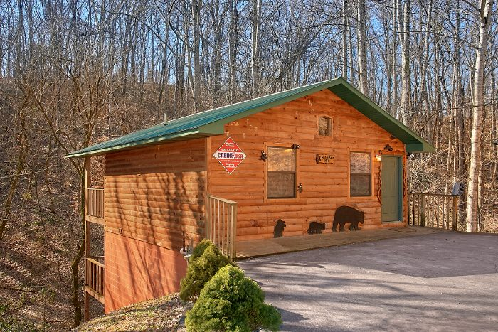 Honey Bear Hill Cabin Rental Photo