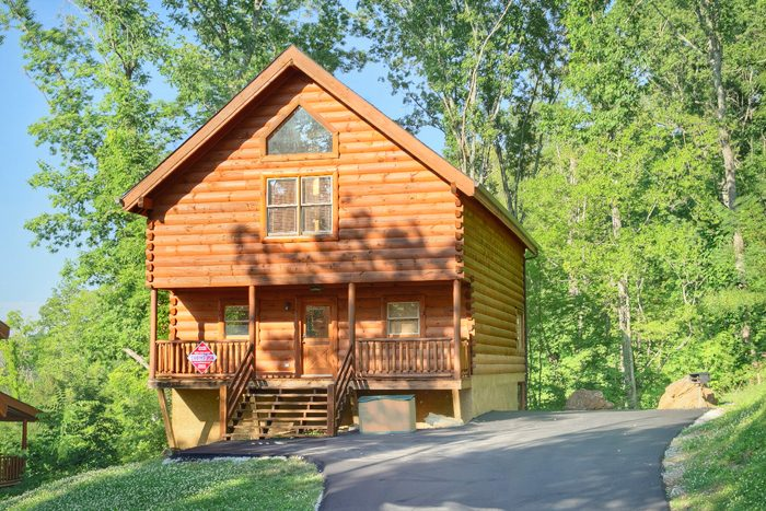 Hook, Line and Sinker Cabin Rental Photo