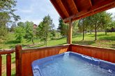 Beautiful Land View from Hot Tub