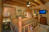 Cabin with King Bed, Private Bath and Jacuzzi